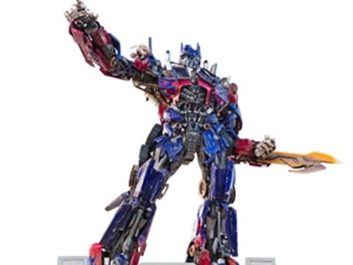 Transformers, Next Level ile Ankara'ya geliyor