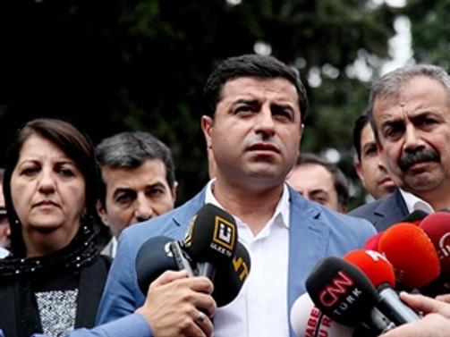 HDP, Köşk adayını hafta sonu açıklayacak