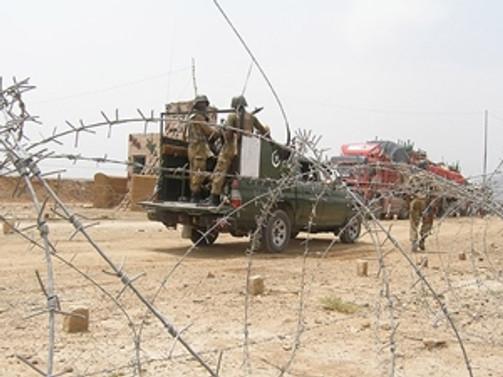 Pakistan'da Taliban operasyonu: 47 ölü