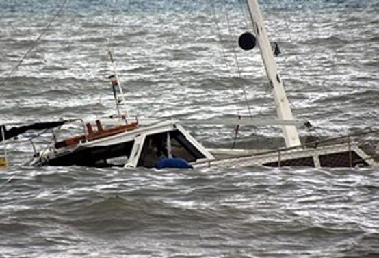Madagaskar'da tekne battı