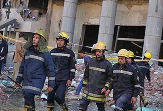 Mısır'da 4 metro istasyonunda patlama