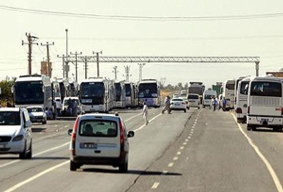 9 bin Türk işçi Irak'ı terk etti