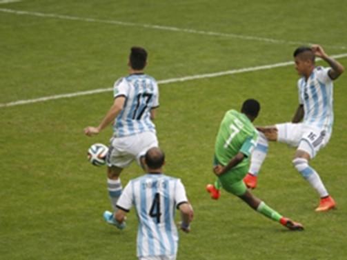 Arjantin ve Nijerya ikinci turda