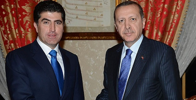 Ankara - Erbil hattında stratejik diyalog
