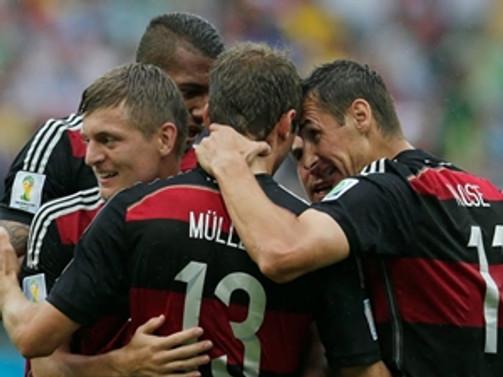 Almanya ve ABD ikinci turda