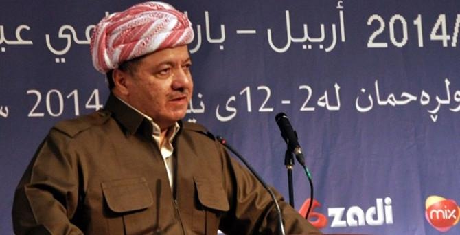 Barzani'den 'Kobani' çağrısı