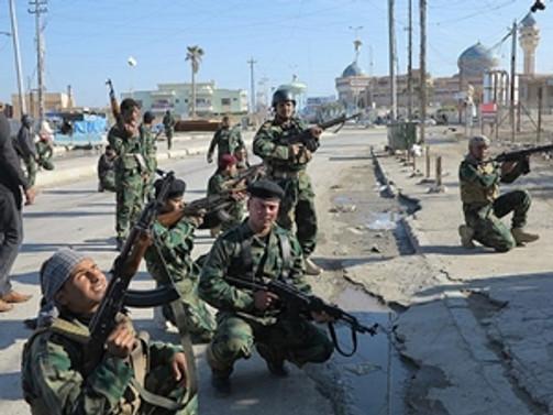 Tikrit kenti IŞİD'den geri alındı