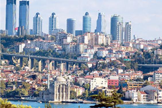 Türk ekonomisinin kalbi İstanbul