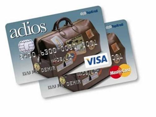 Yapı Kredi'nin 'adios' kartından yüzde 10 indirim