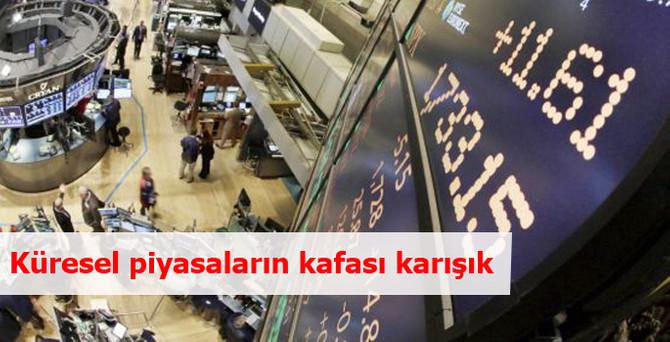 Küresel piyasaların kafası karışık