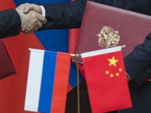 Çin ve Rusya'nın ticaret hacmi yükselişte