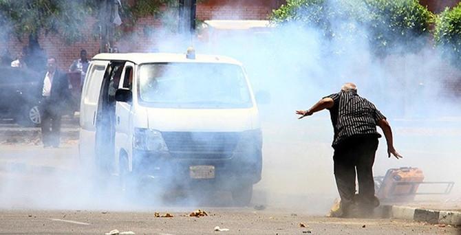 Mısır'da patlamalar: 2 ölü