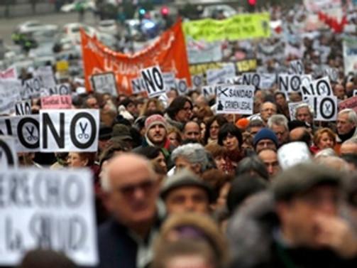 Krizdeki İspanya'dan kaçış sürüyor