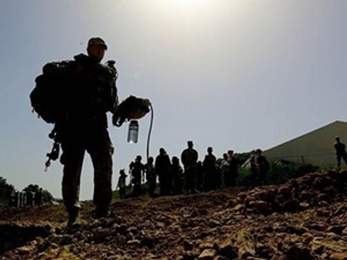 ABD'den Irak'a 200 asker