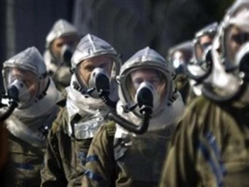 Madencilere AB standarlarında maske