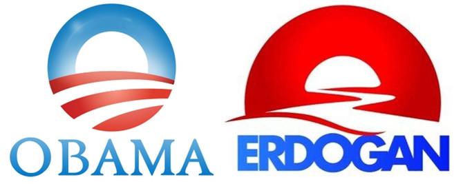 'Obama'nın logosu ile benzer' iddiası