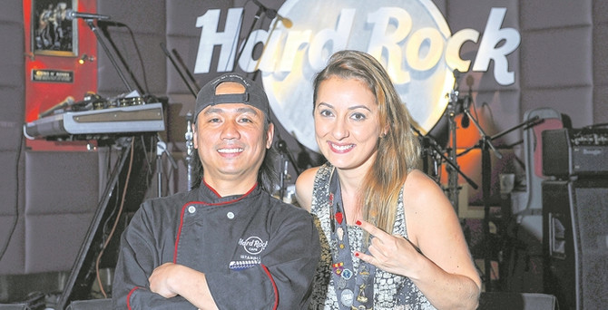 Hard Rock Cafe'nin farkı deneyim sunması