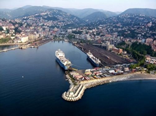 Zonguldak'ta ihracat 44.5 milyon dolar arttı