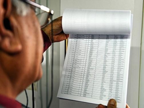 Seçim listeleri askıya çıkarıldı