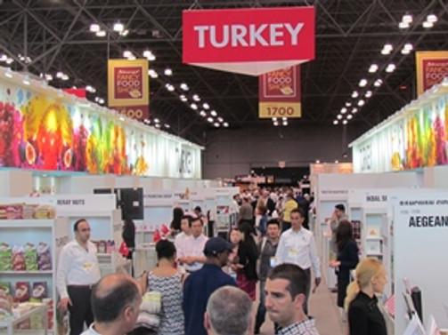 New York'ta Türk tatlıları dünyaya tanıtıldı