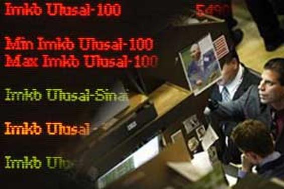 İMKB'de satış baskısı sürüyor