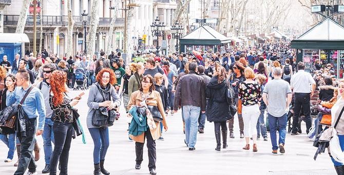 İnsanların yürüyebildiği şehirler daha zengin