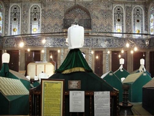 Eyüp Sultan Türbesi, bu ramazanda da kısmen açılacak