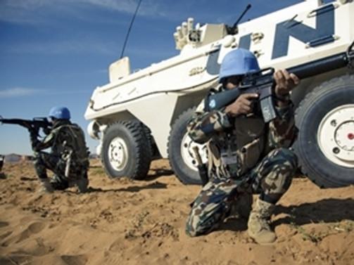BM Barış Gücü'nün bütçesi 8.6 milyar dolar oldu
