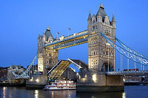 """İmaj aklama başkenti Londra"""