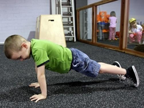 Çocukların da egzersize ihtiyacı var
