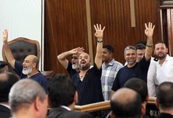 Mısır'da İhvan üyesi 10 kişinin idam kararına onama
