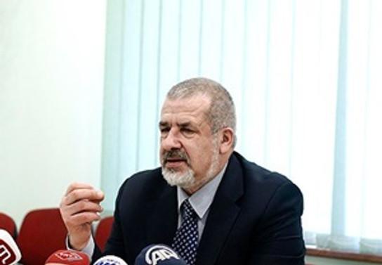 Rıfat Çubarov'a 5 yıl Kırım'a giriş yasağı