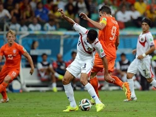Hollanda penaltılarla yarı finalde