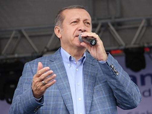 Erdoğan'ın seçim fotoğrafı belli oldu