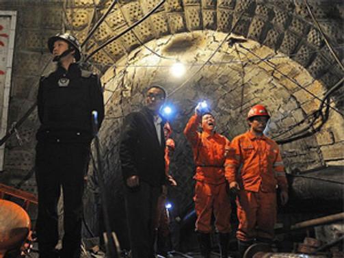 Maden kazasında 17 işçi öldü