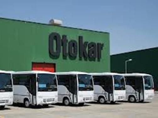 Otokar, Hannover Ticari Araçlar Fuarı'nda