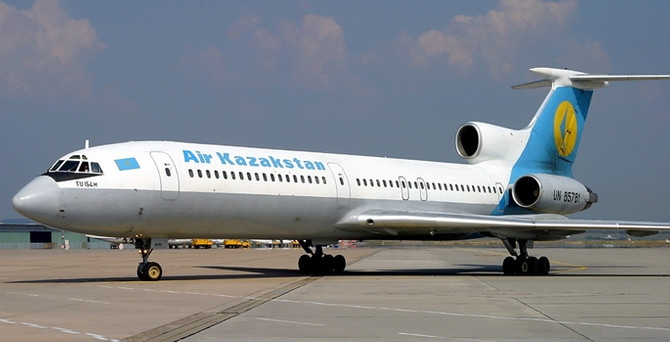 Kazakistan, Bombardier'den 10 uçak satın aldı