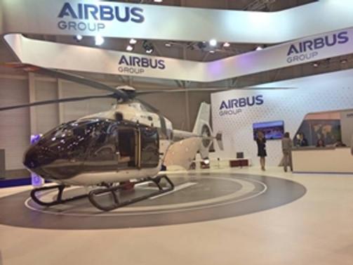 Çinli 3 şirket, Airbus'tan 123 helikopter alacak