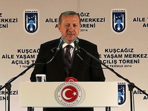 Erdoğan istifa etmeyecek