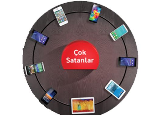Vodafone'dan akıllı telefon değişim kampanyası