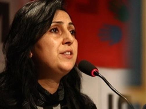 'Halkların cumhurbaşkanı adayı Demirtaş'