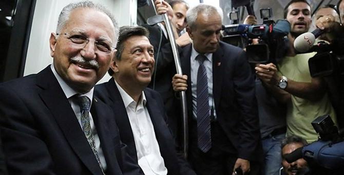 Marmaray'a bindi