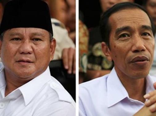 Endonezya sandık başında