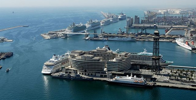 Barselona Limanı'nın çoğunluk hissesi artık Türklerin