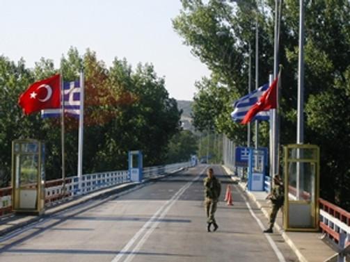 İpsala Sınır Kapısı'nda 4 km'lik TIR kuyruğu