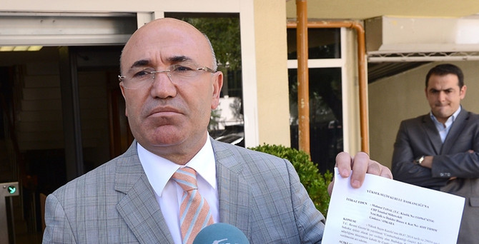 CHP'den Erdoğan'ın adaylığına itiraz