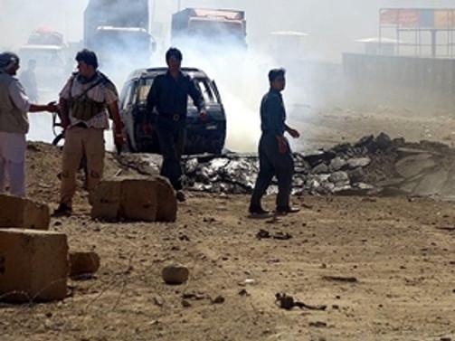 Taliban'dan saldırı: 31 ölü