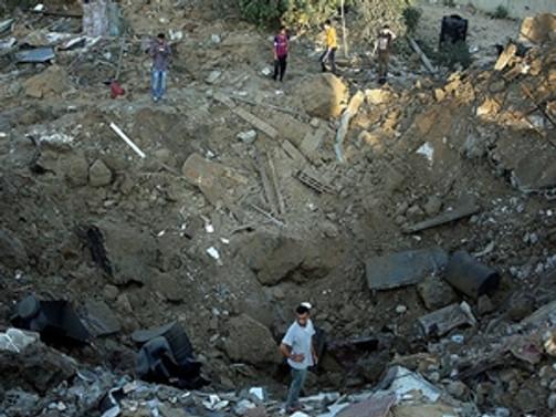 Gazze'de ölü sayısı 40'a çıktı