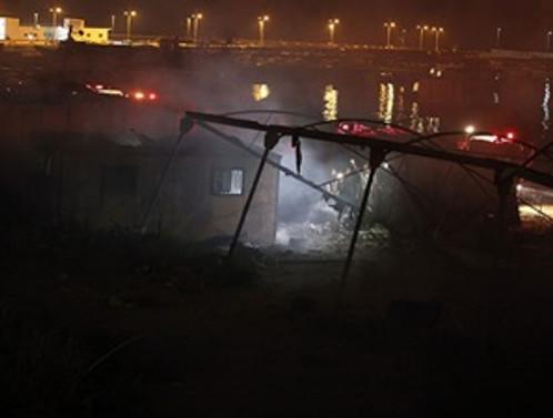 İsrail Deniz Kuvvetleri'nden Gazze Şeridi'ne yeni saldırı