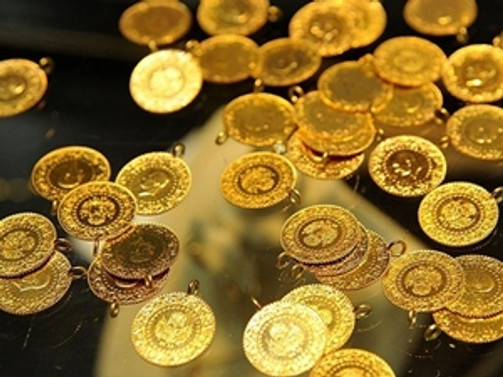 Altının gramı 88 lira 700 kuruşa geriledi